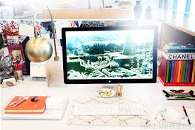 Desk Decorating How To Decorate Your Desk Chic Office Decor