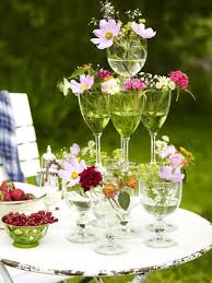 Homemade Table Centerpieces For Parties by 58 Best Decoration Images On Pinterest Summer Garden Parties