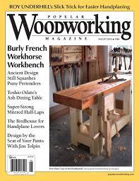 august 2010 184 popular woodworking magazine
