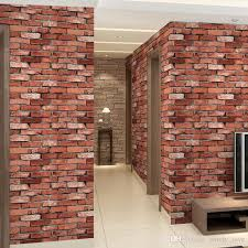 grey brick wallpaper living room online grey brick wallpaper