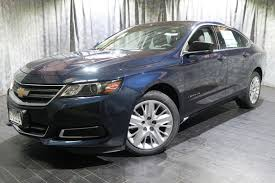new 2018 chevrolet impala ls 4dr car in villa park 62507 castle