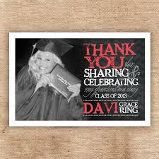 graduation thank you cards 14 best images about graduation thank yous on