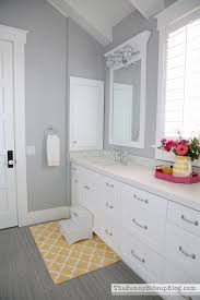 Colorful Bathroom Decor Delighful Gray Bathroom Color Ideas Lighting Updatesbathroom