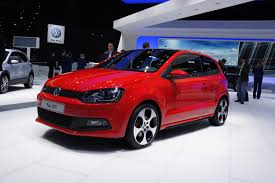 volkswagen polo 2016 volkswagen polo gti unveiled at auto expo 2016 qwich