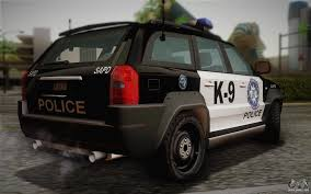 undercover police jeep nfs suv rhino light police car 2004 for gta san andreas