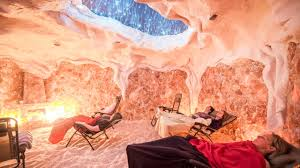 at montauk salt cave breathe easy and try yoga classes newsday