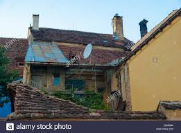 beautiful old house in medieval town of sighisoara brasov county
