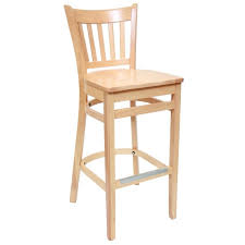 Wood Bar Stool With Back Home Decor Timeless Wooden Bar Stools With Backs High Definition