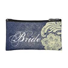 Bride Makeup Bag Art Nouveau Cosmetic Bags Makeup Bags Zazzle Co Uk