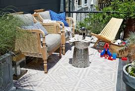 it u0027s not too late u2014easy ways to style your tiny patio mydomaine