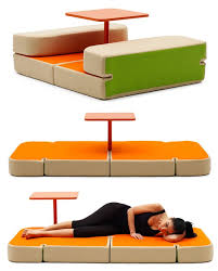 Desk Converts To Bed Small Space Solutions 12 Cool Pieces Of Convertible Furniture
