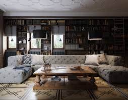 home library cinema hall by vladimir bolotnik interior design mag