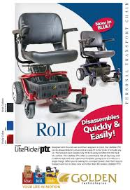 travel power wheelchair literider ptc gp162 electric wheelchair