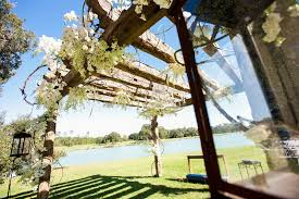 Wedding Trellis Flowers Ceremony Décor Photos Rustic Wedding Pergola Inside Weddings