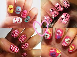 valentine nail art for 2015 beauty life