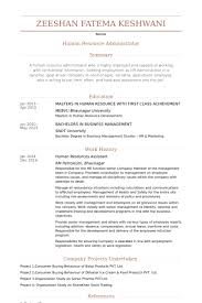 human resource resume human resources assistant resume sles visualcv resume sles