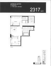 mozo lofts 333 adelaide st east penthouse floor plans