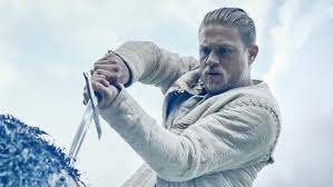 watch charlie hunnam as king arthur in action packed u0027legend of