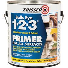 zinsser bulls eye 1 2 3 primer walmart com