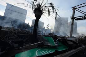 Apartments Downtown La by Man Convicted Of Starting Massive Da Vinci Fire In Downtown L A