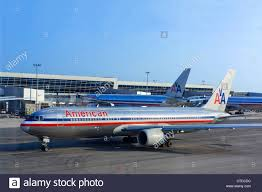 United Airlines American Airlines by United Airlines American Airliner Plane Airport Company Logo On