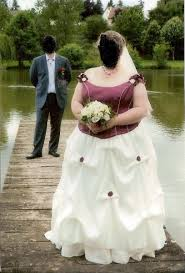 robe mari e bordeaux robe mariee bordeaux ivoire votre heureux photo de mariage