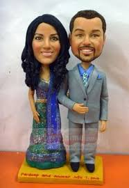wowminime com 100 handmade custom wedding cake toppers look like