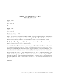 Excuse Letter In 9 school excuse letter for vacation sle lease template