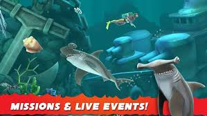 hungry shark evolution apk unlimited money hungry shark evolution android apps on play