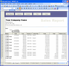 Excel Reporting Templates Invoice Templates Excel Invoice Manager