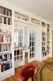 Wall Bookcases With Doors 50 Best Bookshelf Ideas And Decor For 2018