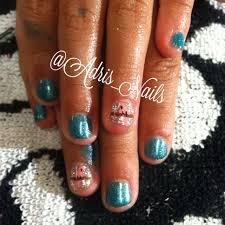 little bird gel nails gelish nails by me pinterest