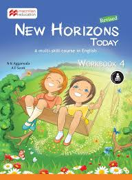 macmillan new horizons today workbook for class 4