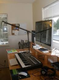 how to make a standing desk and music workstation 13 steps with