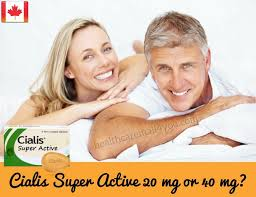 how to choose cialis super active dosage canadian healthcare mall
