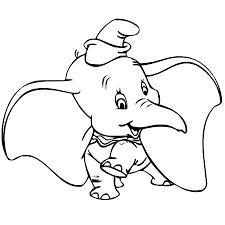 dumbo tattoos coloriage de dumbo l u0027éléphant dessin de