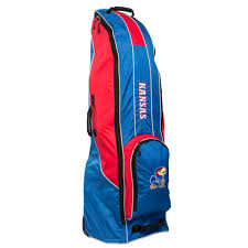 Kansas Mens Travel Bag images Kansas jayhawks golf products team golf usa jpg