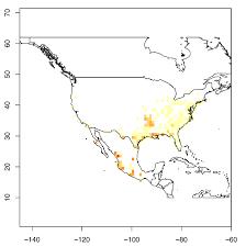 Hummingbird Map Cj Battey