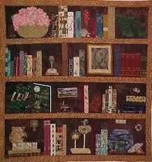 Bookshelf Quilt Pattern Bookcase Quilt Pattern Free Read All About Them Bookshelf