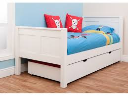 Stompa Bunk Beds Uk Stompa Classic White Single Bed Beds From Fads