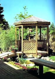 sell home interior backyard gazebo landscaping ideas gazebo landscaping sell home