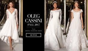 oleg cassini wedding dress wedding dresses oleg cassini fall 2017 bridal bridesmaid