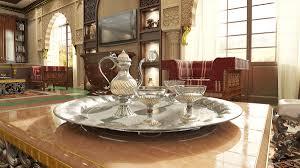 arabian manager room on behance