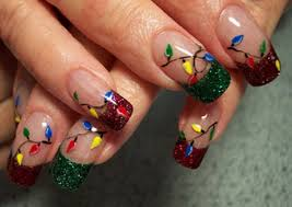 29 christmas nail designs to spread the christmas cheer starsricha