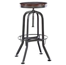 bar stools adjustable height stool with wheels heavy duty shop