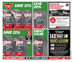 canadian tire weekly flyer weekly flyer jun 12 u2013 18