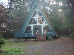 a frames for sale 708 sq ft a frame cabin for sale in belfair wa cabin decking