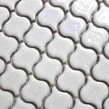 lantern pattern art ceramic mosaic tile kitchen backsplash tile