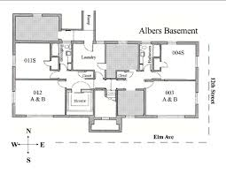 home plans with basements basement floor plans for rectangular plan ideas finished walk out
