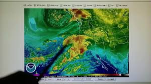 Utc Map California Doppler Radar Map California Map